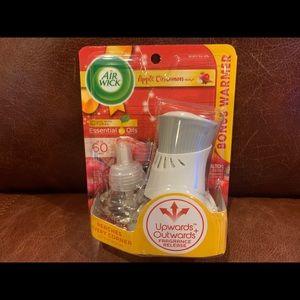 Air Wick Warmer and Refill Apple Cinnamon